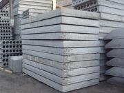 Плиты перекрытия каналов лотков (крышки)